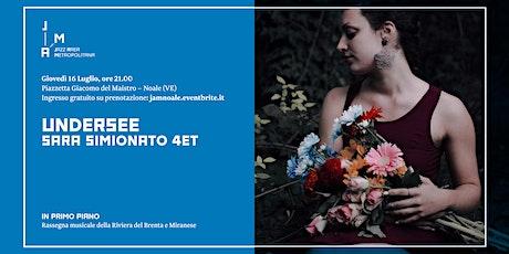 UnderSee @ Jazz Area Metropolitana 2020 – Noale biglietti