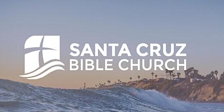 Test: Santa Cruz Bible Church Sunday ReGathering Dry Run tickets