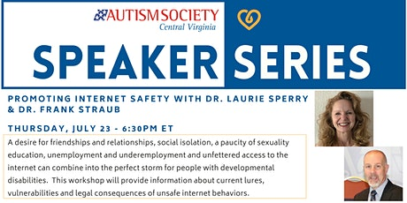 ASCV Speaker Series: Promoting Internet Safety with Dr. Sperry & Dr. Straub tickets