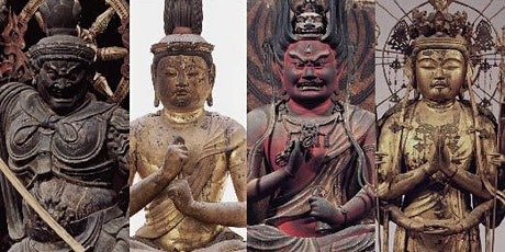 Virtual Lecture Series: The Who's Who of Japanese Deities tickets