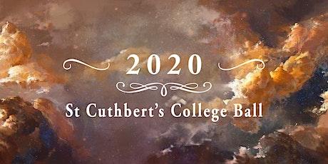 St Cuthbert's College School Ball 2020 tickets