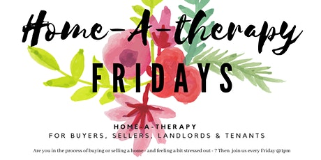 Home-A-Therapy tickets