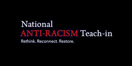 The 2020 National Anti-Racism Teach-In Youth Event tickets