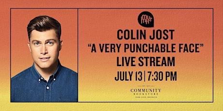 Colin Jost: LIVE STREAM tickets
