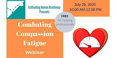 Combating Compassion Fatigue ingressos