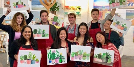WINE & PAINT at the C! tickets