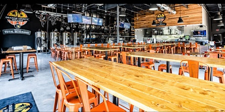Orlando Networking Event (Spring Floral Edition) at Orange County Brewers tickets