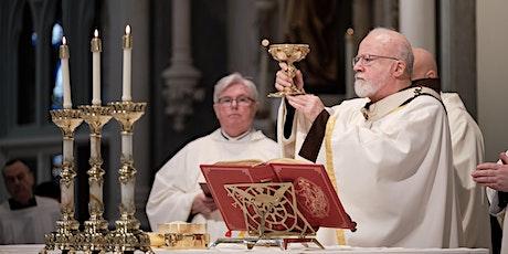 Sunday Mass in English tickets