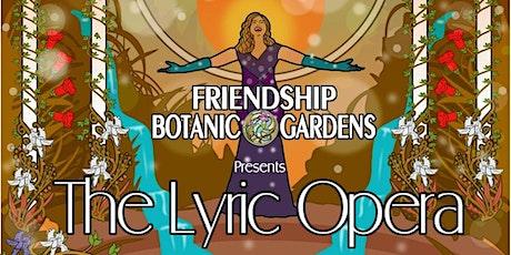 Lyric in the Gardens tickets