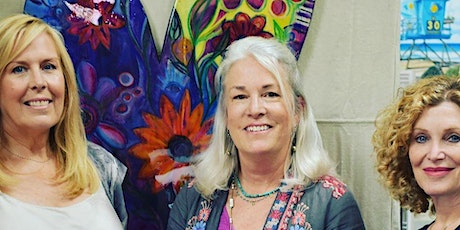 It's Time to Exhale Art Show in Coronado tickets
