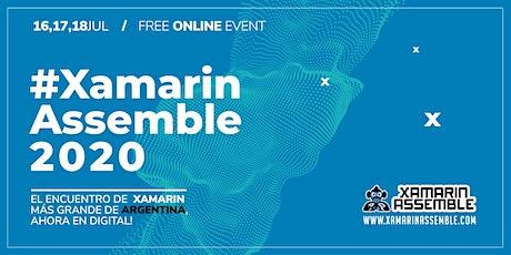 Xamarin Assemble 2020 **Online** tickets