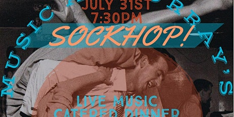 Music at Murray's - Sockhop! tickets