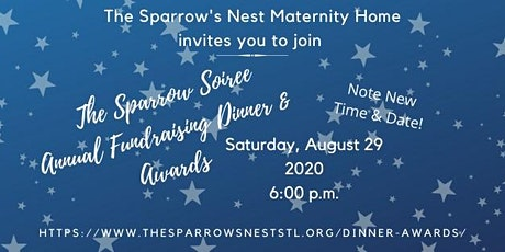 The Sparrow Soiree Dinner and Awards tickets