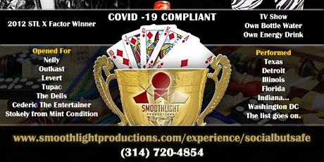 Social But Safe - Game-Night & Comedy Show tickets