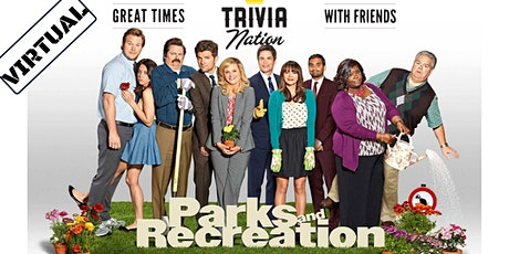 Trivia Nation Parks and Recreation Virtual Trivia $100s in Prizes! tickets