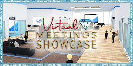 Virtual Meetings Showcase:  CVBs and DMOs tickets