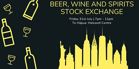 Beer, Wine and Spirits Stock Exchange tickets