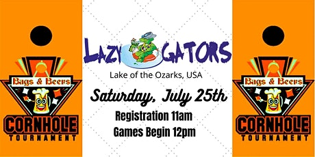 'Bags and Beer' Tournament at Lazy Gators tickets