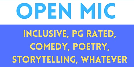 Humor That Works Open Mic tickets