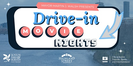 City of Boston Drive-in Movie Series: JURASSIC PARK (Boston Residents ONLY) tickets