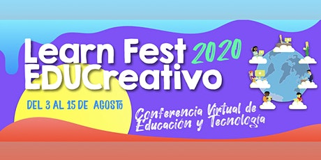 Learn Fest EDUCreativo entradas