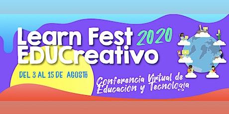 Learn Fest EDUCreativo tickets