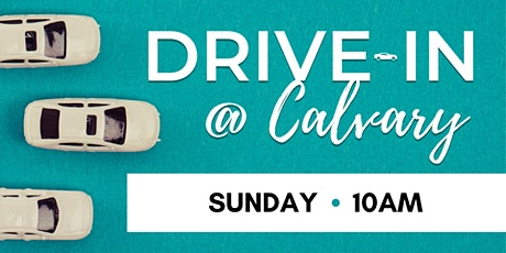 CAMBRIDGE Drive In Service - July 12 tickets