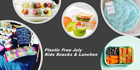 Plastic Free Snacks & Lunches for Children tickets