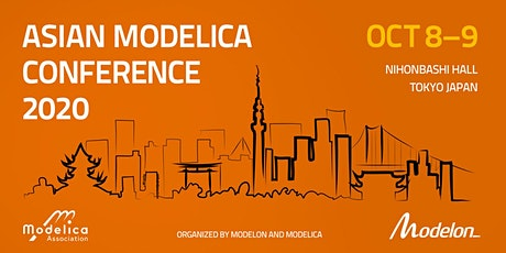 Asian Modelica Conference 2020 tickets