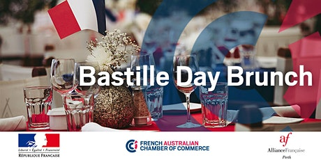 WA | 2020 Bastille Day Brunch @ Chez Pierre tickets