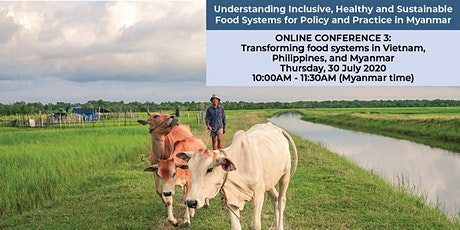 Transforming Food Systems in Vietnam, Philippines and Cambodia tickets