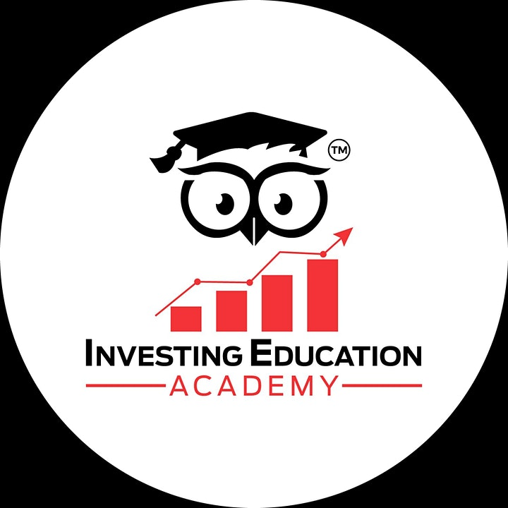 Investing Education Academy Stock Market Discussion via FB Live image