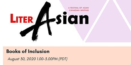 LiterASIAN 2020 -  Books of Inclusion tickets