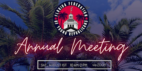 Florida Young Republicans Annual Meeting tickets
