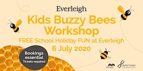 Everleigh Buzzy Bees Workshop 1 - 10am tickets