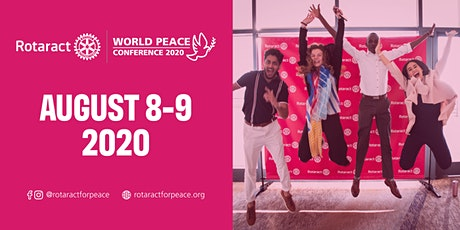 Rotaract World Peace Conference tickets