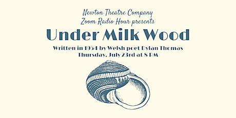 Under Milk Wood - Newton Theatre Company tickets