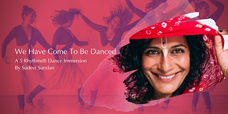 5Rhythms Dance Immersion By Sudevi Sundari at Fivelements Habitats tickets