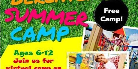 Virtual Summer Bereavement Camp tickets