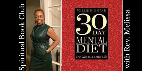 Spiritual Book Club with Rev. Melissa - 30-Day Mental Diet: The Remix tickets
