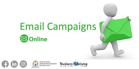 Email Campaigns tickets