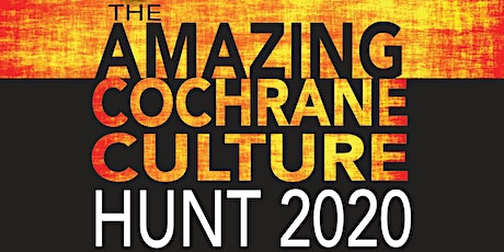 The Amazing Cochrane Culture Hunt tickets