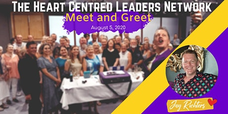 The Heart Centred Leaders Network Meet and Greet tickets