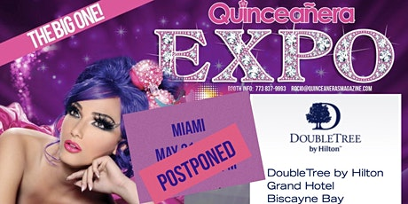 Expo Quinceanera MIAMI tickets
