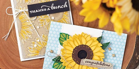 Stamp & Relax-Vancouver's Stampin' Card Event-Please read update tickets