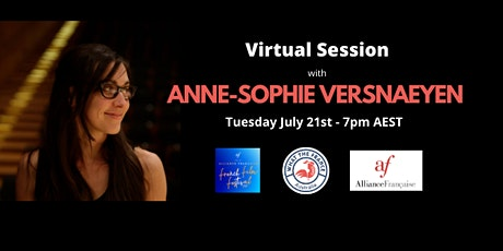 Virtual Session with film score composer Anne-Sophie Versnaeyen tickets