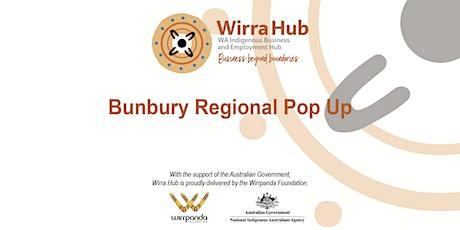 Wirra Hub: Bunbury Regional Pop Up tickets