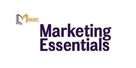 Marketing Essentials 1 Day Training in Toronto tickets