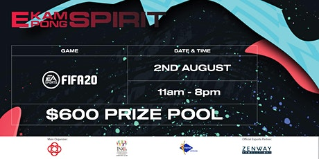E-Kampong Spirit FIFA 20 tickets