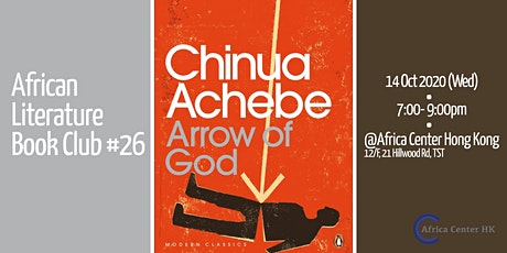 African Literature Book Club #26 | Arrow of God tickets